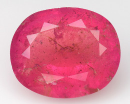 5.95 Extreme Rare Pezzottaite Hot Pink Raspberry Madagascar ~ PZ1