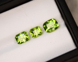 Apple Green 3.05 Ct Natural Himalayan Peridot~GK