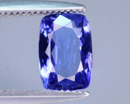Jewelry Piece 0.85 ct Tanzanite eye catching Color