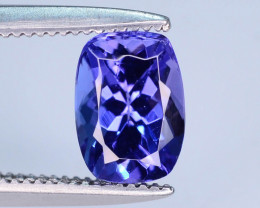 Jewelry Piece 1.05 ct Tanzanite eye catching Color