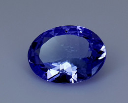0.98Crt Natural Tanzanite Natural Gemstones JI13