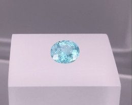 1.00ct Certified Natural NEON BLUE PARAIBA TOURMALINE