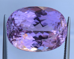 Spectacular 35.90 CT Gemy Pink Kunzite Great Luster Well Cut Stone