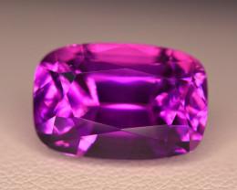 11 Carat Top Color Kunzite Cut Gemstone @ Kunar Afghan