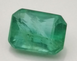 Emerald, 0.89ct, great colour, good clairity!