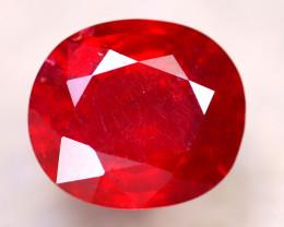 Ruby 7.25Ct Madagascar Blood Red Ruby DN60/A20