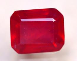Ruby 6.20Ct Madagascar Blood Red Ruby EN64/A20
