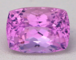 Kunzite 6.33Ct VVS Natural Afghanistan Vivid Pink Cushion Master Cut B0318