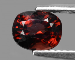 *No Reserve * 1.15 Cts Unheated Very Rare Cognac Color Natural Gemstone