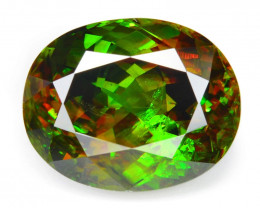 6.06 Crt Mind Blowing Fire Chrome Sphene ~ SP1