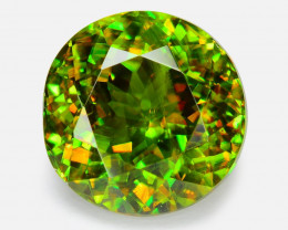 1.89 Crt Mind Blowing Fire Chrome Sphene ~ SP10