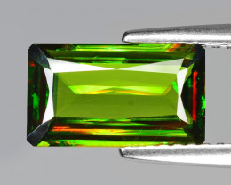 2.46 Crt Mind Blowing Fire Chrome Sphene ~ SP13