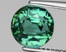3.33 Ct Lagoon Tourmaline Master Cut With Top Luster LT1