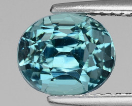 2.67 Ct Lagoon Tourmaline Master Cut With Top Luster LT2