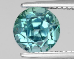 3.20 Ct Lagoon Tourmaline Master Cut With Top Luster LT5