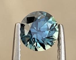 1.15ct Unheated teal sapphire