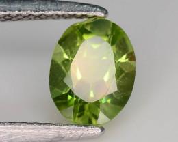 Exquisit Color 1.20  ct  Peridot  ~ K