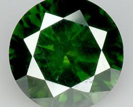 0.38 Ct Green Diamond Top Class Vivid Color GD19