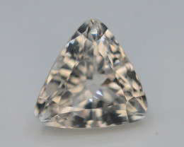 Top Quality 5.80 ct Champagne Color Topaz Skardu Pakistan