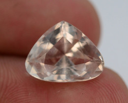 Top Quality 4.85 ct Champagne Color Topaz Skardu Pakistan