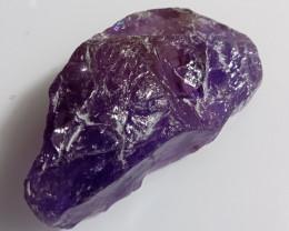 Natural Rough Specimen Amethyst Point Quartz Crystal