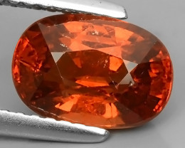 2.80 CTS MARVELOUS RARE NATURAL SPESSARTITE DAZZLING! $350