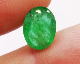 5.11cts Vivid Afganistan  Emerald , 100% Natural Gemstone