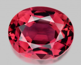 4.70 Ct Pink Tourmaline Master Cut With Top Luster PT3