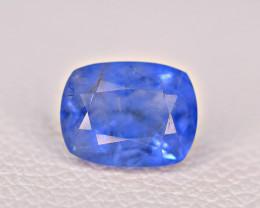 0.90 Carat Rare Hackmanite/Sodalite Cut Gemstone @Afghan