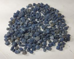 BLUE SAPHIRE ROUG  LOT