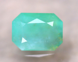 Paraiba Opal 1.33Ct Natural Peruvian Paraiba Color Opal E0709/A2