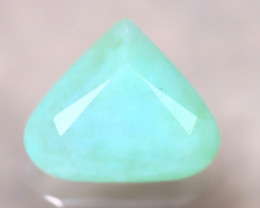 Paraiba Opal 1.08Ct Natural Peruvian Paraiba Color Opal E0711/A2