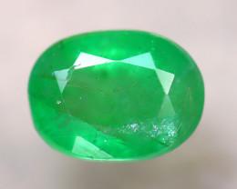 Emerald 2.52Ct Natural Zambia Green Emerald E0716