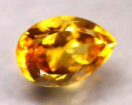 Citrine 5.14Ct Natural VVS Golden Yellow Color Citrine E0718/A2