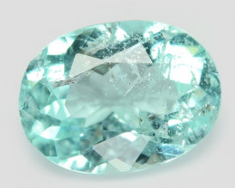 *NoReserve*Paraiba Tourmaline 0.74 Cts Natural Blue Green Copper Bearing
