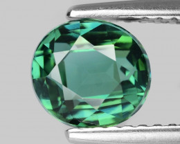 1.77 Ct Lagoon Tourmaline Master Cut With Top Luster LT13