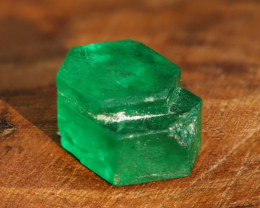 Swat Valley Twinned Emerald Crystal Specimen