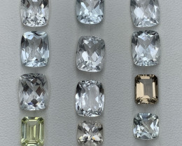 41.11 Carats Topaz Gemstones