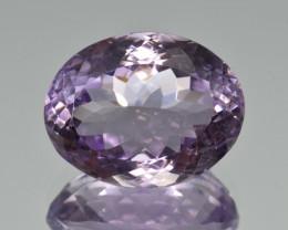 Natural Amethyst 29.26 Cts, Good Quality Gemstone