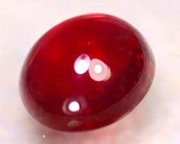 Ruby 10.63Ct Ruby Cabochon Madagascar Blood Red Ruby DN67/A20