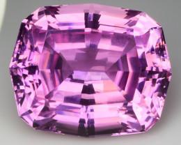 125.70 Ct Top Kunzite Lovely Color Top Gemstone KZF9