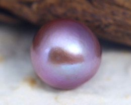 11.8mm 11.66Ct Natural Australian South Sea Purple Color Pearl A0516