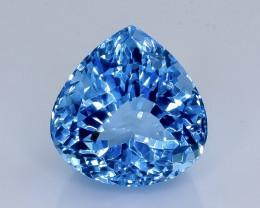 13.27 Crt  Topaz Faceted Gemstone (Rk-85)