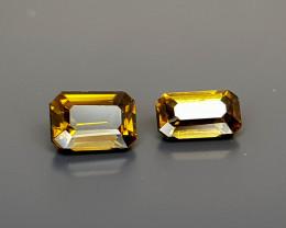 0.82Crt Rare Epidote Natural Gemstones JI14