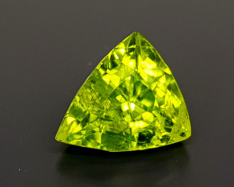 2Crt Peridot Pakistan Natural Gemstones JI14