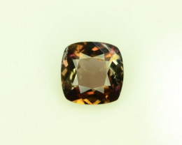 2.00 CT Multi Colour Beautiful Cut Axinite Gemstone