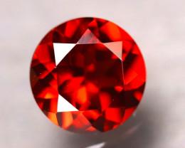 Almandine 1.60Ct Natural Vivid Blood Red Almandine Garnet D0802/B3