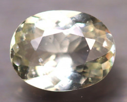Heliodor 2.48Ct Natural Yellow Beryl D0805/A56
