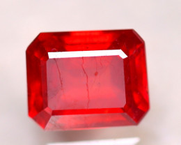 Ruby 4.56Ct Madagascar Blood Red Ruby  D0809/A20