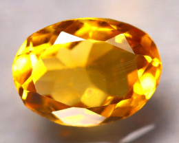 Citrine 3.48Ct Natural Golden Yellow Color Citrine D0811/A2